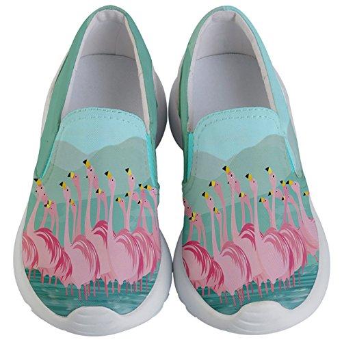 flamingo rain boots - 8