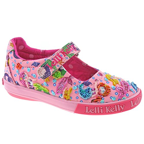 5 6 Kelly uk Dolly Mermaid Lk5058 Shoes 24 Lelli bc02 Pink Fantasy HfAPOw