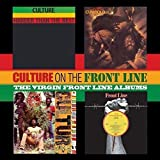 Culture - On The Front Line The Virgin Front Line Albums - Double Cd