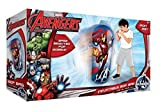 New Marvel Avengers Iron Man Inflatable Bop Bag punching bag for kids