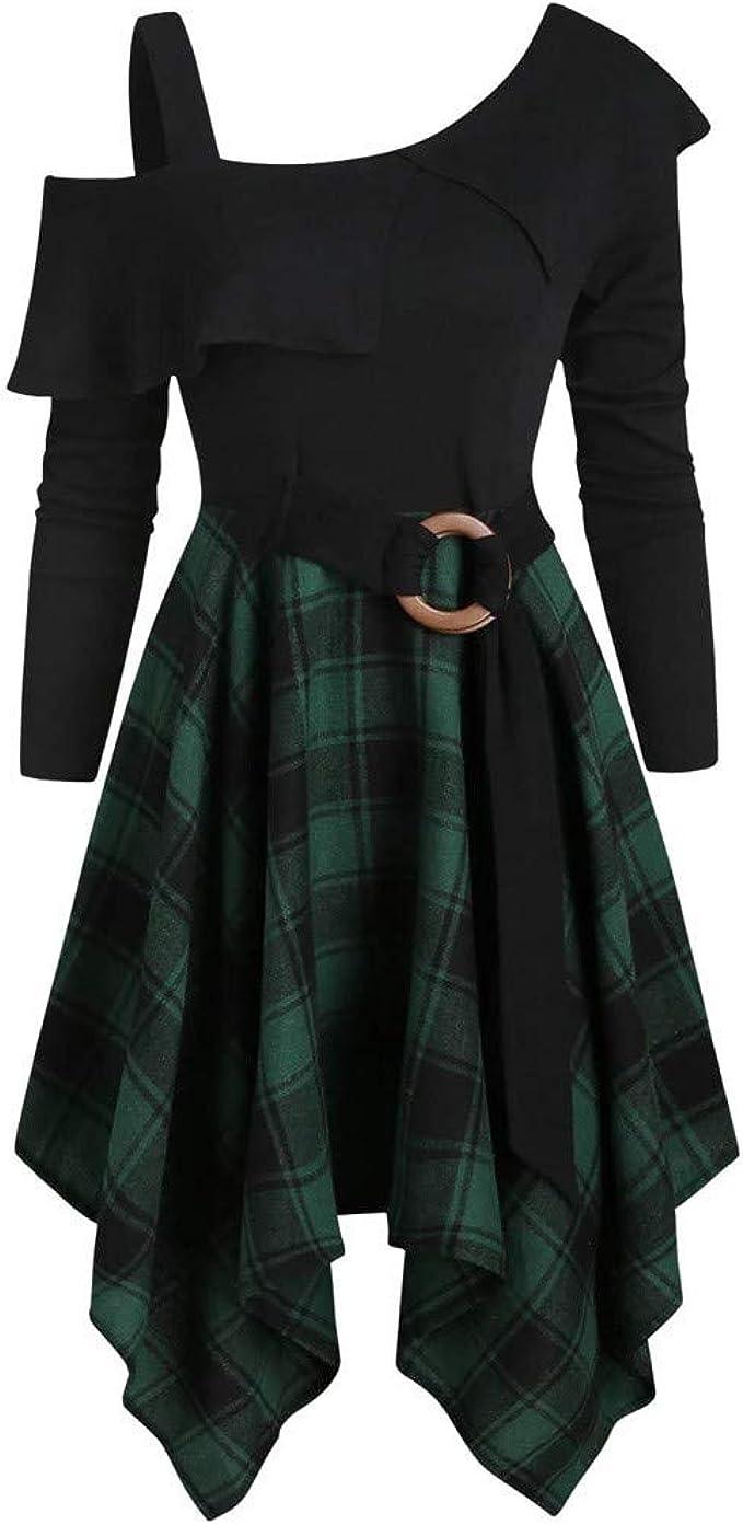 Damen Kleider Cramberdy ❤️Kleid Schwarz Strandkleider Damen Sommer  Spitzenkleid Mädchen Minirock Elegant Cocktailkleid Damen Abendkleider  Minikleid