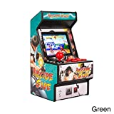 2.5' TFT Mini Handheld Arcade Game Retro Machines for Kids with 156 Built-in Games,16 Bit Console New Street Fighter Home Arcade