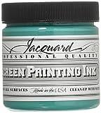 Jacquard JAC-JSI1113 Screen Printing Ink, 4 oz,...