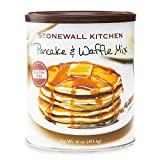 Stonewall Kitchen Gluten Free Pancake and Waffle Mix, 16 Ounce