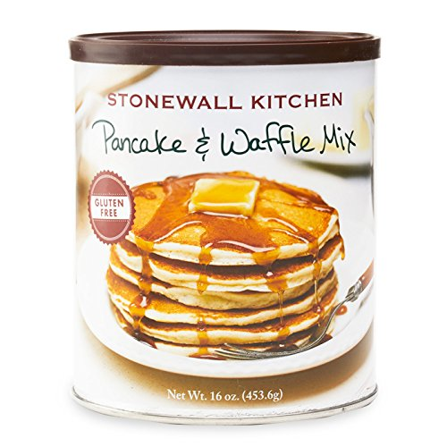 Stonewall Kitchen Gluten Free Pancake and Waffle Mix, 16 Ounce ()