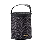 JJ Cole Bottle Cooler Black Aztec, Black