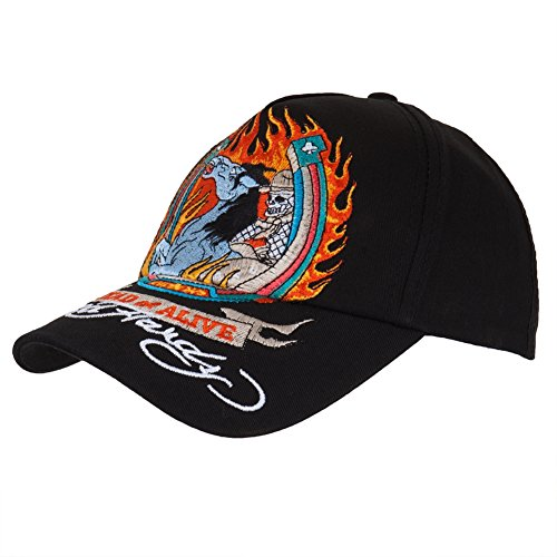 Ed Hardy - Dead or Alive Youth Adjustable Baseball Cap ()
