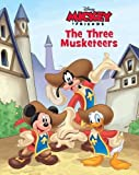 Disney Mickey Mouse the Three Musketeers