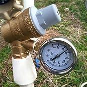 Amazon Com Valterra Rv Water Regulator Lead Free Brass