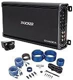 Best Kicker 5 Channel Amplifiers - Package: Kicker 43CXA6005 600 Watt RMS 5-Channel Amplifier Review