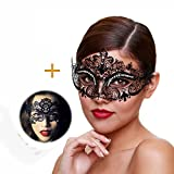 Miker Masquerade Mask For Women Ultra Light Shiny - Best Reviews Guide