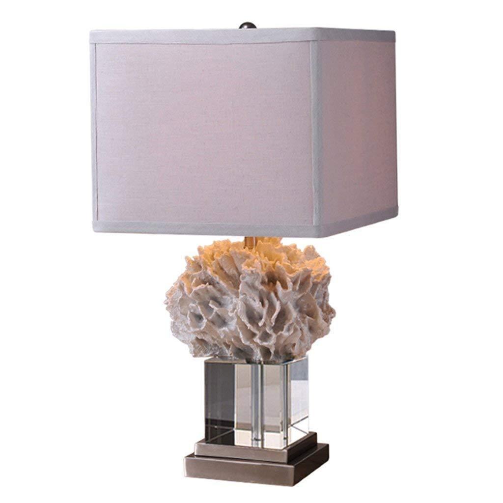 Stts Household Household Household Bedside Table Lamp, Decoration Desk Lamp, Studentye Protection Table Lamp, Desk Lamp-Resin Lamp Body and PVC Lamp Shade Cap Type B07LBDBYGJ   Verrückter Preis, Birmingham  1a45d2