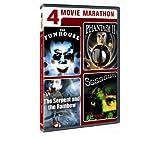 4 Movie Marathon Cult Horror Collection
