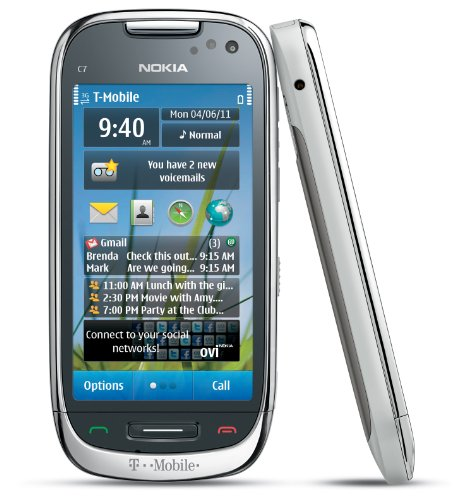 Nokia C7 - Review and Specs