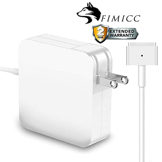 Fimicc - Cargador de repuesto para MacBook Air (45 W, con ...
