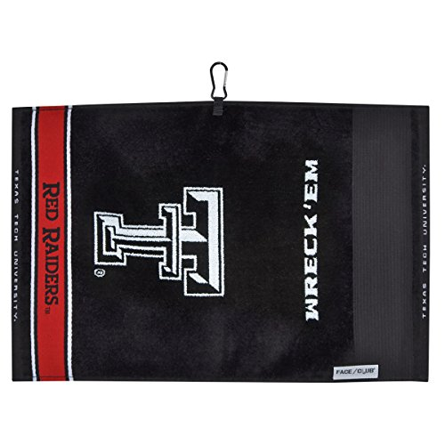 Team Effort Texas Tech Red Raiders Face/Club Jacquard Towel ()