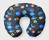Handmade in USA - Galaxy Nursing Pillow Cover