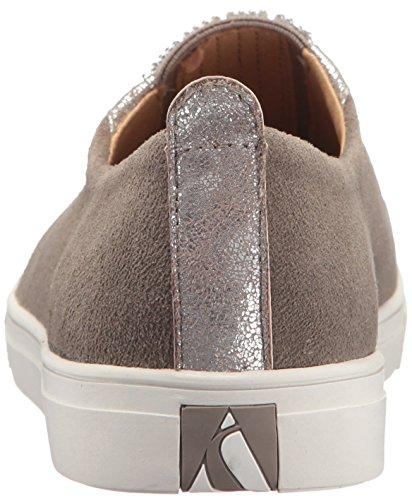 Moda Sneaker Taupe Skecher Fashion Rhinestone Women's Vamp Street zvqBO1