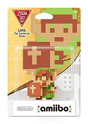Nintendo 8-Bit Link: The Legend of Zelda amiibo by Nintendo