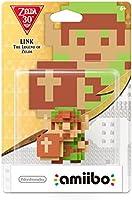 Amiibo - 8-Bit Link : The Legend Of Zelda - Standard Edition