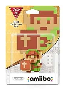Nintendo 8-Bit Link: The Legend of Zelda amiibo - Nintendo Wii U