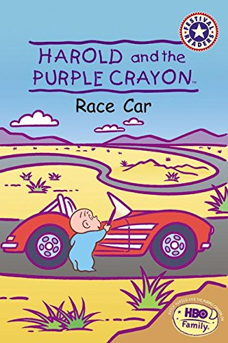 Harold and the Purple Crayon: Race Car (Festival Readers)