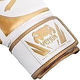 Venum Challenger 2.0 Boxing Gloves - White-Gold