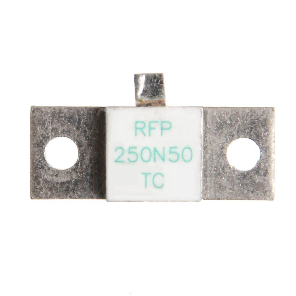 Yintiod RFP 250-50 R/ésistance de charge 250 W 50 Ohm 250 N50 TC HF