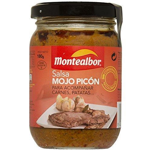 Montealbor, Salsa Mojo Picón Saus, 180 g