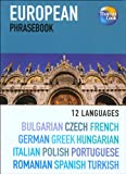 European Phrasebook, Thomas Cook Publishing, 1841575003