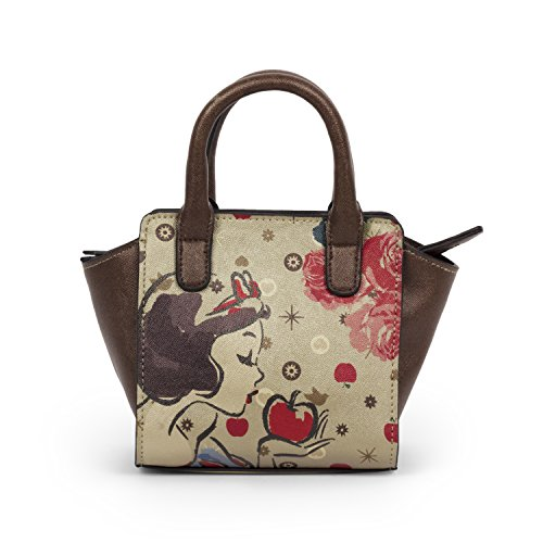 Snow White Purse (Disney Snow White Dreaming of the Ball Mini Cross Body Handbag)