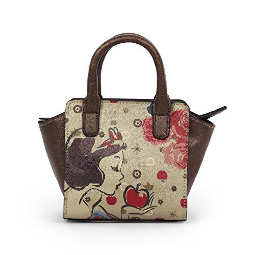 Disney Snow White Dreaming of the Ball Mini Cross Body Handbag