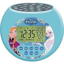 Disney Frozen Projector Alarm Clock