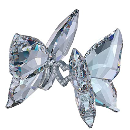 1ddb12ad35 Image Unavailable. Image not available for. Color: Swarovski Crystal Love  Butterflies Figurine 1143416