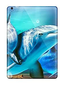 EPQyBhM5381kBtAg Anti-scratch Case Cover ZippyDoritEduard Protective Dolphins Case For Ipad Air