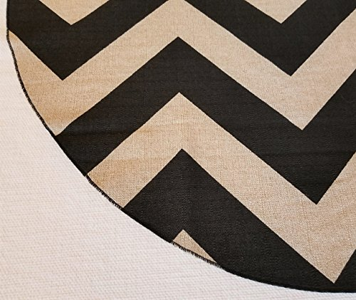 Zig Zag Tree Decoration - Oversize Chevron Stripe 55