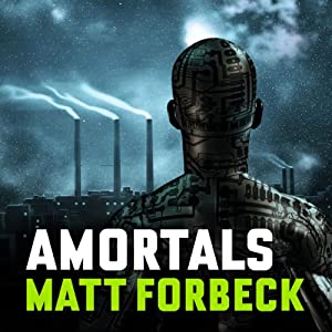 Amortals Audiobook
