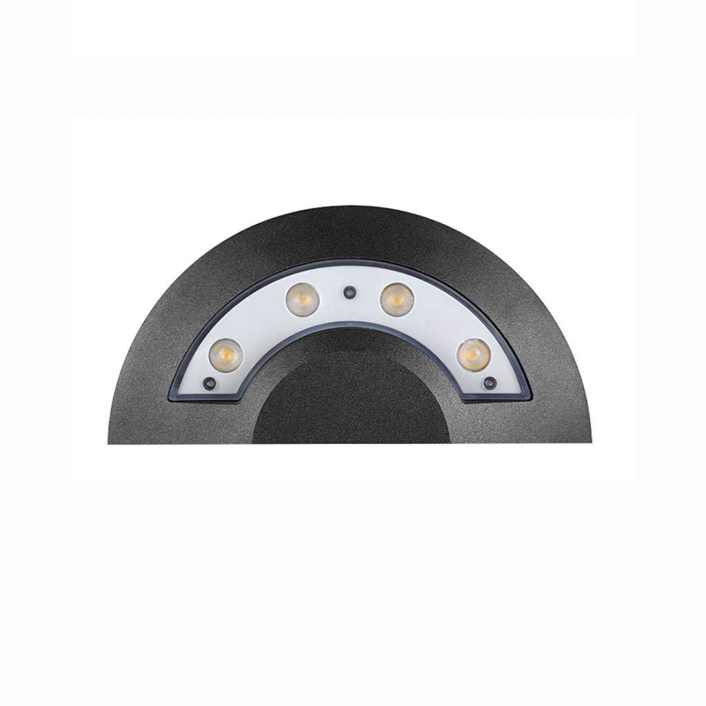 Einfache LED-Wandleuchte, Anti-Rost-Wandleuchte, postmoderner Stil, Stil, Stil, Ganglichter im Flur, Außenwandleuchten, Energiesparlampen, Außenleuchten, Gartenleuchten, wasserdichte Wandlampen, Wandleuchten für 4b9bd3