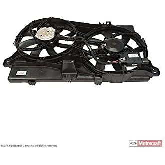 Explorer // Ranger Radiator Fan Blade 4.0L V6 W // Super Cool Perfect Fit Group F160501