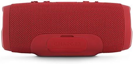 New JBL Charge 3 JBLCHARGE3REDAM Portable Waterproof Speaker System Red