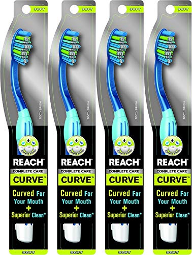 Reach Complete Care Curve Toothbrush, 1 ea