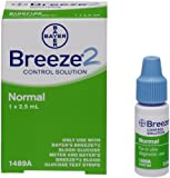 Bayer's Breeze2  Normal Control Solution, 2.5 mL, 0.08 Ounce