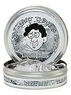 Crazy Aaron's Putty World Liquid Glass Putty, 3.2 Ounce