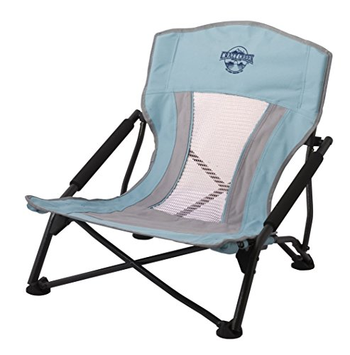 Crazy Creek Quad Beach and Festival Chair - Sea Foam
