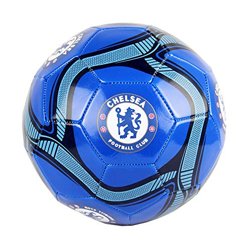 Supfreedom Soccer Chelsea Football Club Grass Soccer Lawn Football,High-Grade PVC Practice Entertainment Performance Competition Ball ()