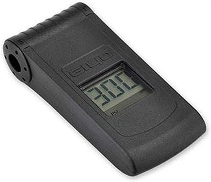 Giyo - Manómetro digital de 300 PSI, para bicicleta, medidor de presión de la bicicleta, válvula Schrader, Presta, bar, digital, pantalla LCD: Amazon.es: Deportes y aire libre