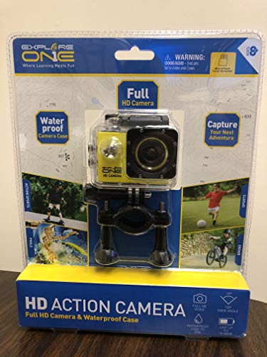 ExploreOne HD Action Camera (Blister Card)