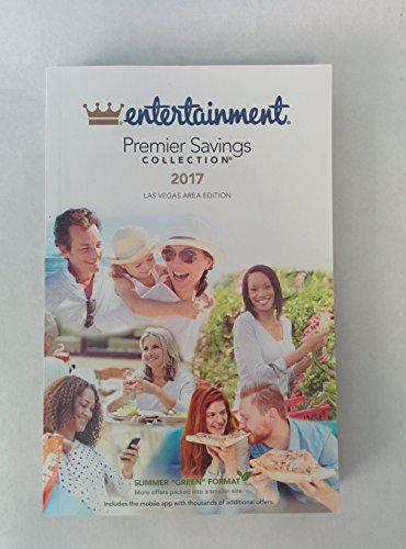 2017 Entertainment Savings Coupon Book Las Vegas Area Edition