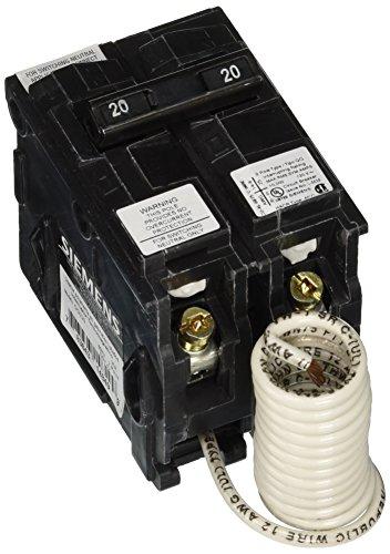 Siemens QG220 20-Amp 2-Wire BG Switch Neutral Breaker