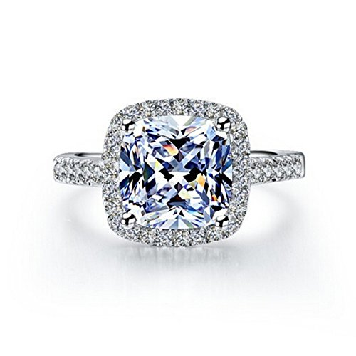 TenFit Jewelry Simulated Diamond Engagement product image